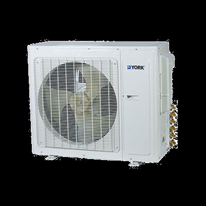 York M Series 16 SEER Multi Zone Mini Split Heat Pump.
