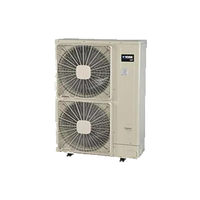 York Mini VRF Single Phase Heat Pump Air Source Outdoor Unit.