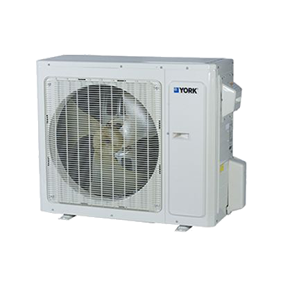 York R Series 20 SEER Single Zone Mini Split Heat Pump System.