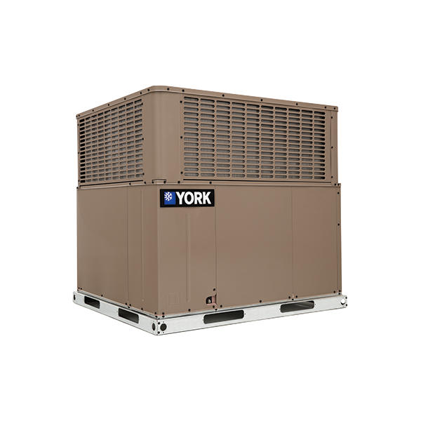 York PCE4 14 SEER Packaged Air Conditioner.