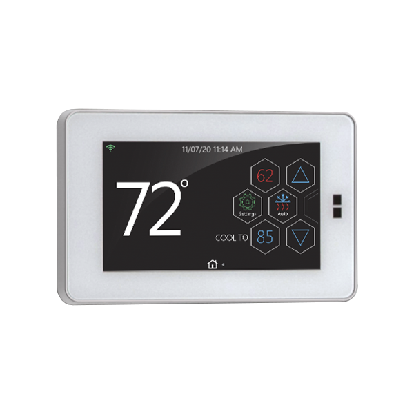 York Hx3 WiFi Touch Screen Thermostat.